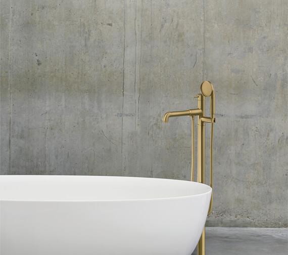 Crosswater MPRO Industrial Bath Shower Mixer