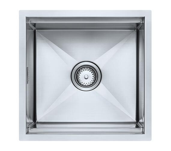 1810 Company Zenuno10 400 Options Single Bowl Sink