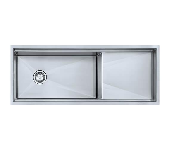 1810 Company Zenuno10 700 Options 1 Bowl Kitchen Sink