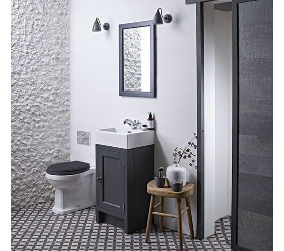 Roper Rhodes Hampton Painted Soft Close Toilet Seat