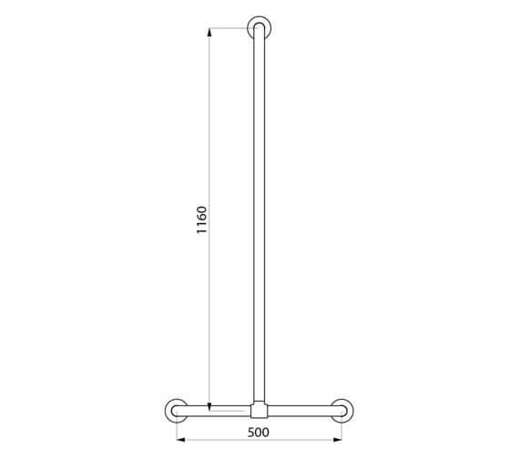 Technical drawing QS-V106028 / 5441P
