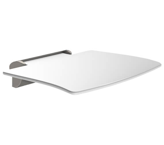Delabie Be-Line Removable Lift-Up Shower Seat