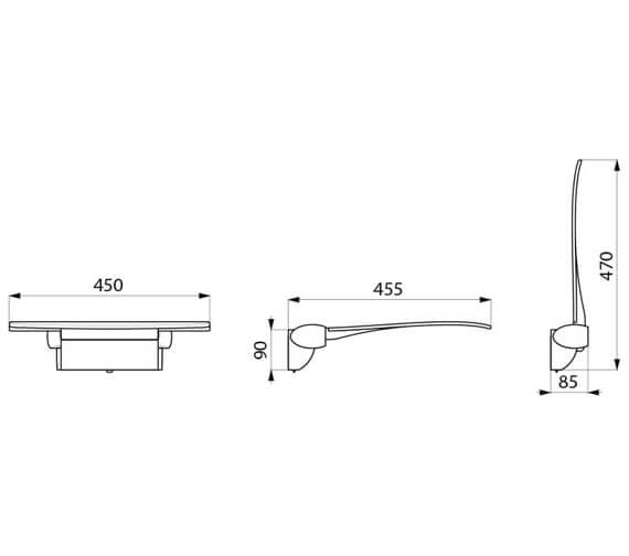 Technical drawing QS-V106033 / 511920C
