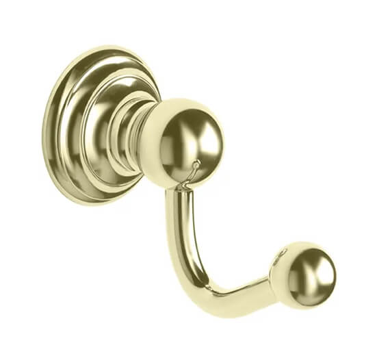 Additional image of Imperial Richmond Single Robe Hook 45 x 66mm