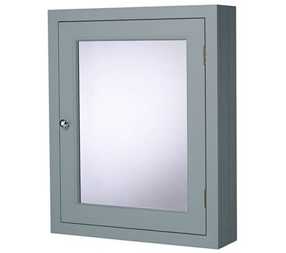 Alternate image of Roper Rhodes Hampton Mirror Cabinet 565 x 700mm