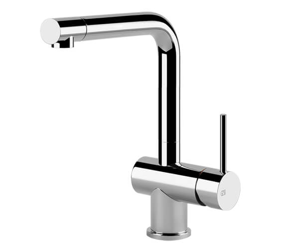 Gessi Oxygene 280mm High Single Lever Kitchen Mixer Tap