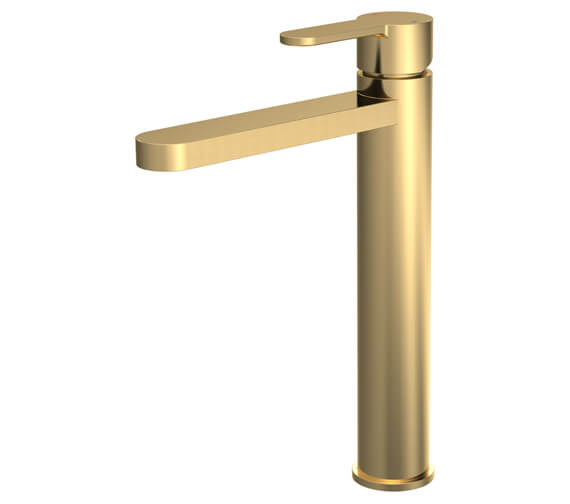 Additional image of Nuie Arvan Single Lever High Rise Mono Basin Mixer Tap