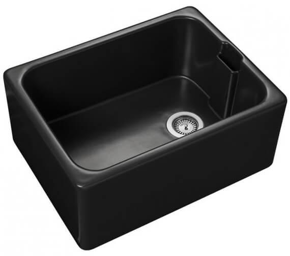 Alternate image of Rangemaster Farmhouse Belfast 595 x 455mm Fire-Clay Ceramic 1.0B Sink