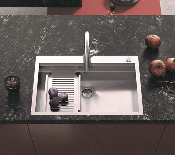 Clearwater Urban Smart Single Bowl Kitchen Sink