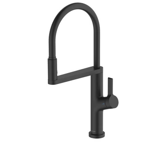 Additional image of Clearwater Galex Filter Pullout Kitchen Sink Mixer Tap