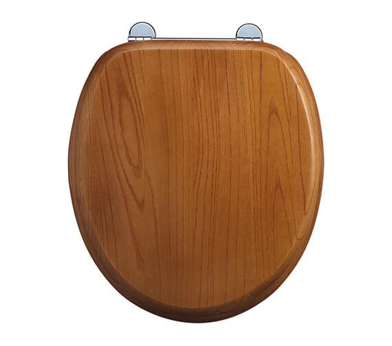 Alternate image of Burlington Soft Close Toilet Seat