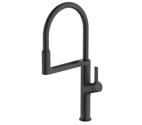 Additional image of Clearwater Galex Motion Pullout Kitchen Sink Mixer Tap