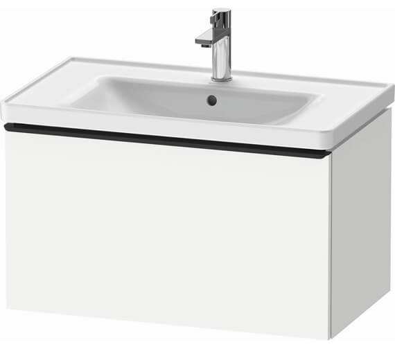Additional image of Duravit D-Neo Wall Mounted Vanity Unit For Vero Air Basin