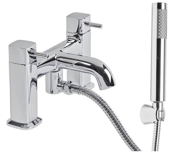 Roper Rhodes Node Deck Mounted Bath Shower Mixer Tap