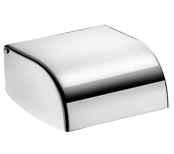 Delabie Wall Mounted Toilet Roll Holder With Spindle