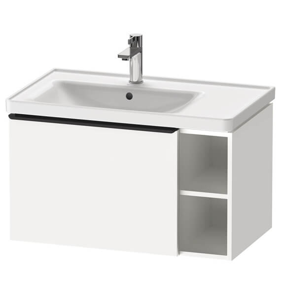 Additional image of Duravit D-Neo 784mm Wide Wall Mounted Vanity Unit For Vero Air Basin