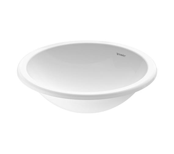 Duravit Architec 450mm Countertop Vanity Basin - 0318450000