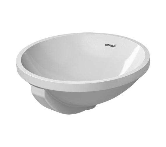 Duravit Architec 400mm Undercounter Vanity Basin - 0468400000