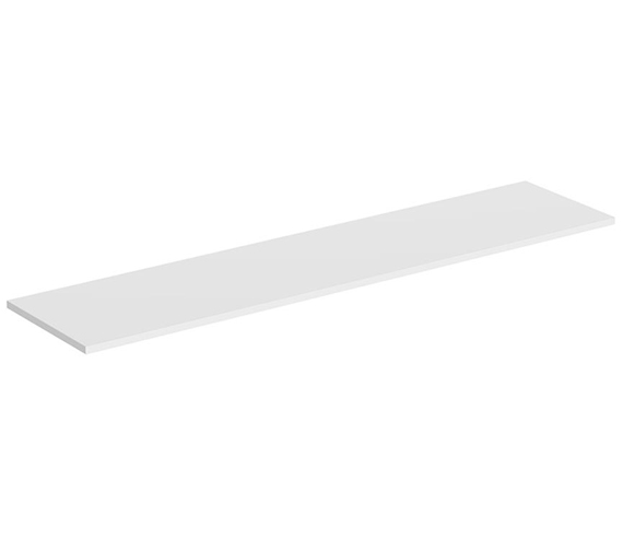 Ideal Standard Tempo 1300mm Furniture Worktop Gloss White
