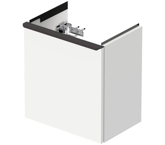 Additional image of Duravit D-Neo 410mm Wide Wall Mounted Vanity Unit For Vero Air Basin