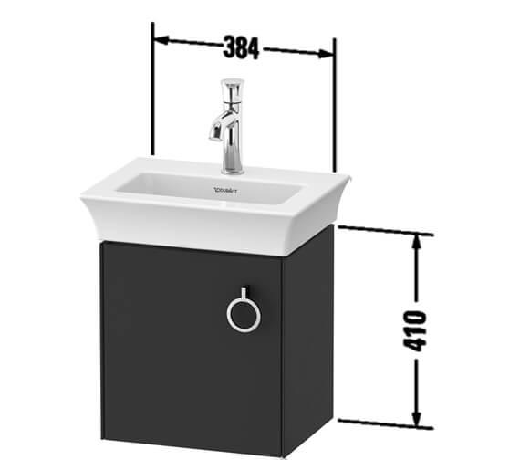 Technical drawing QS-V98213 / WT4250L5858
