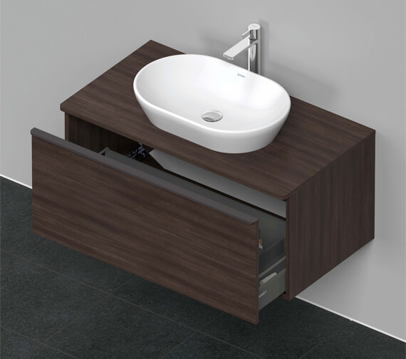Duravit D-Neo 1 Drawer Wall Mounted Vanity Unit