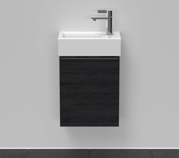 Duravit D-Neo 364mm Wide Wall-Mounted Vanity Unit For Vero Air Basin