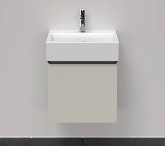 Duravit D-Neo 1 Drawer Wall Mounted Vanity Unit For Vero Air Basin