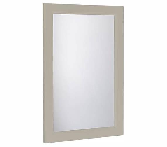 Additional image of Roper Rhodes Hampton 420 x 700mm Cloakroom Mirror