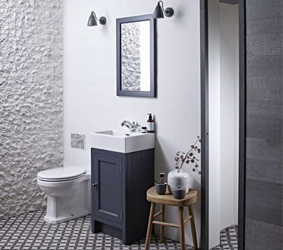 Roper Rhodes Hampton 420 x 700mm Cloakroom Mirror