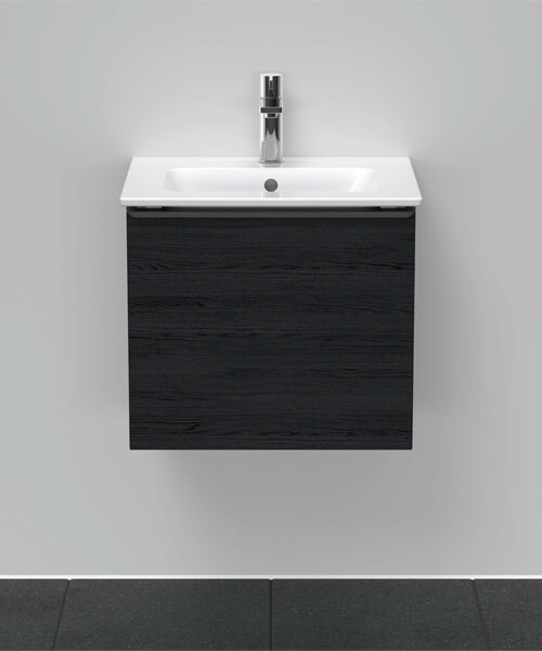 Duravit D-Neo 1 Drawer Wall Mounted Vanity Unit For Me By Starck Basin