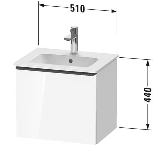 Technical drawing QS-V104429 / DE426001818