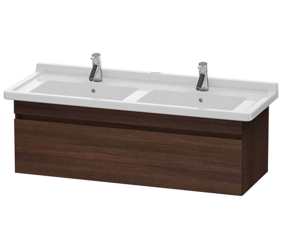 Duravit DuraStyle 1200mm Wide Vanity Unit For Starck 3 Double Basin