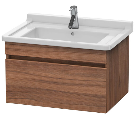 Duravit DuraStyle 1 Pull-Out Compartment Vanity Unit For Starck 3 Basin