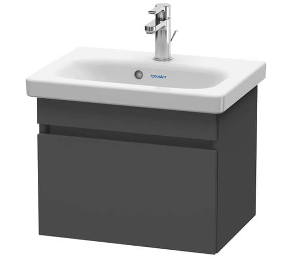 Duravit DuraStyle Compact Vanity Unit With 1 Pull-Out Compartment