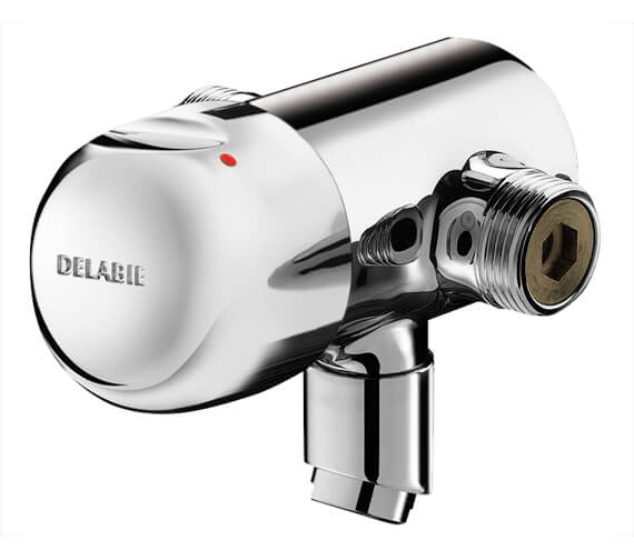Delabie Tempomix Wall Mounted Single Control Time Flow Basin Mixer