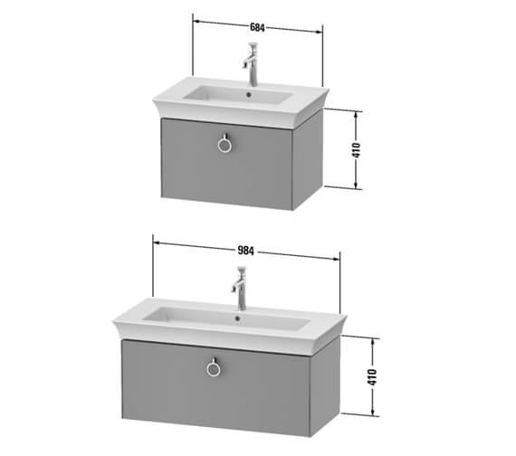 Technical drawing QS-V98217 / WT425108585