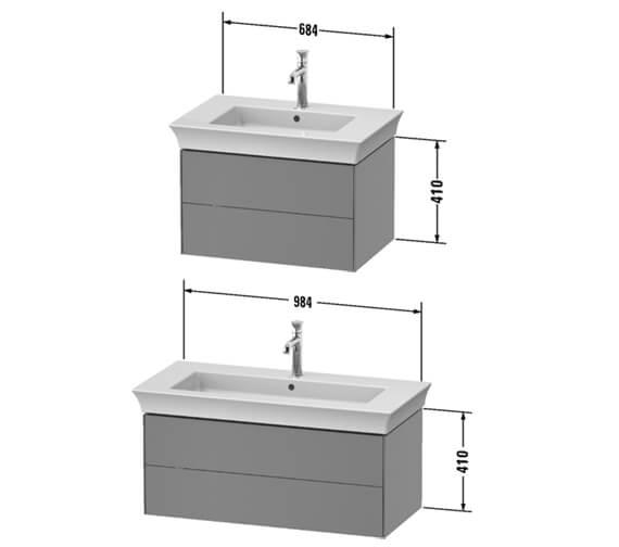 Technical drawing QS-V98218 / WT434109292