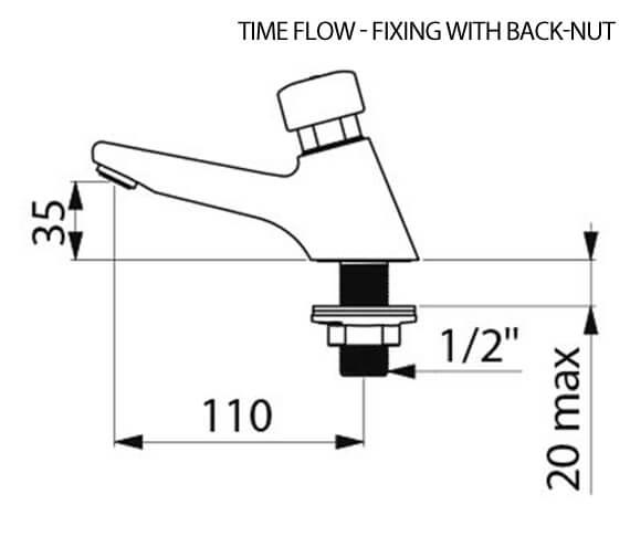 Technical drawing QS-V106809 / 745100