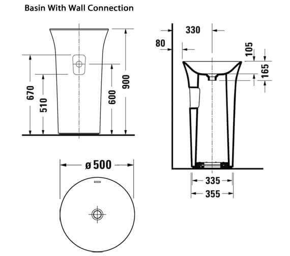 Technical drawing QS-V98189 / 2702500070