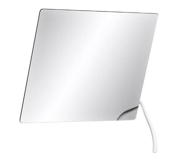 Delabie 630 x 500mm Tilting Mirror With Ergonomic Lever Handle