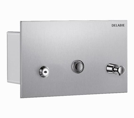 Delabie 1 Litre Recessed liquid Soap Dispenser