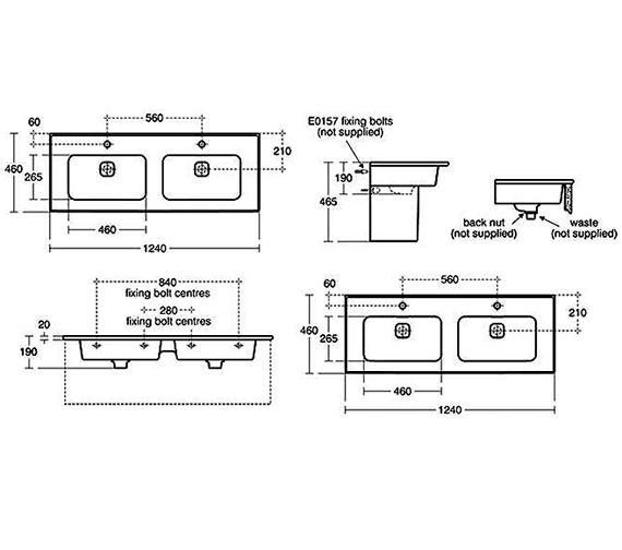 Technical drawing QS-V100874 / E239701