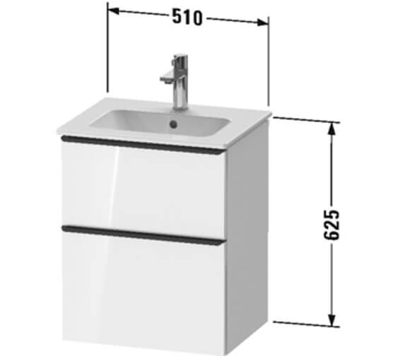 Technical drawing QS-V104567 / DE436001818