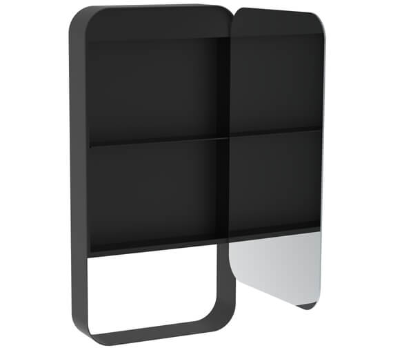 Additional image of Saneux Volato 500mm Wide Mirror Cabinet