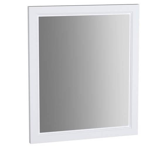 VitrA Valarte Flat 595 x 700mm Bathroom Mirror