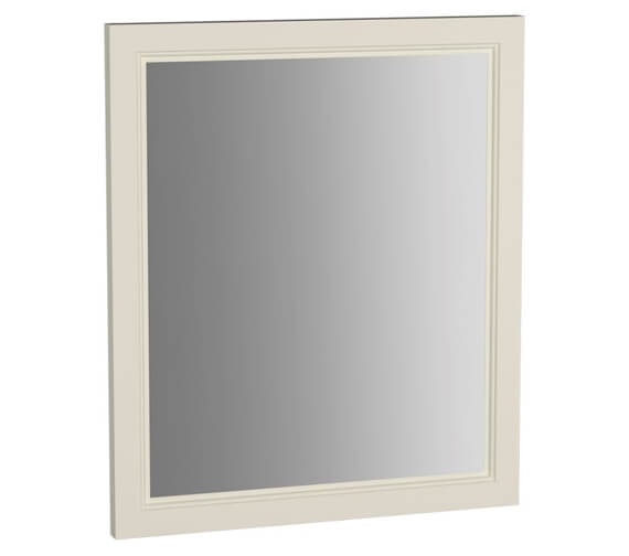 Additional image of VitrA Valarte Flat 595 x 700mm Bathroom Mirror