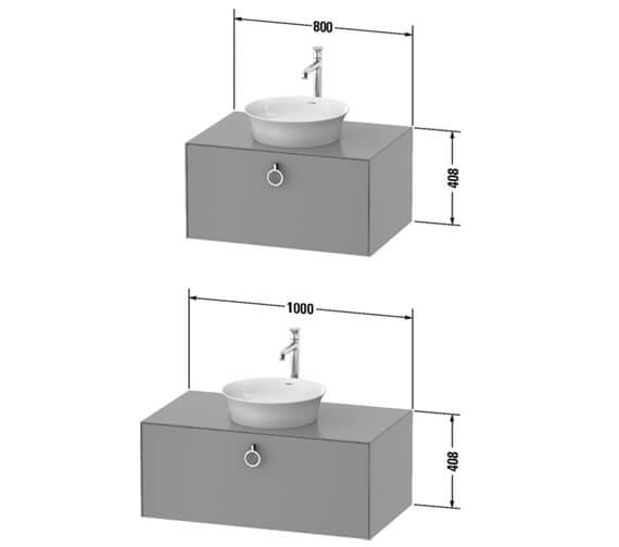 Technical drawing QS-V98221 / WT498005858