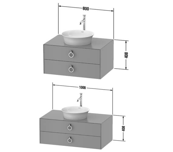 Technical drawing QS-V98223 / WT499009292