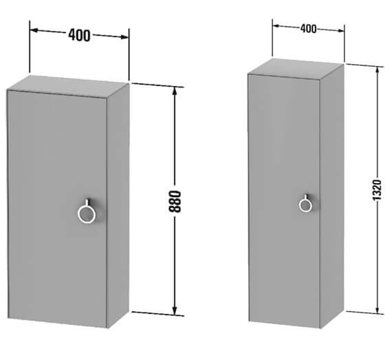 Technical drawing QS-V107344 / WT1323L3636